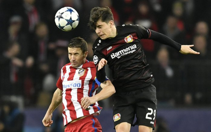 Gabi a Kai Havertz