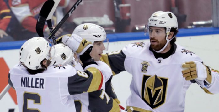 Hokejisti Vegas Golden Knights