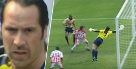 VIDEO: David Seaman vs. Sheffield (2003)