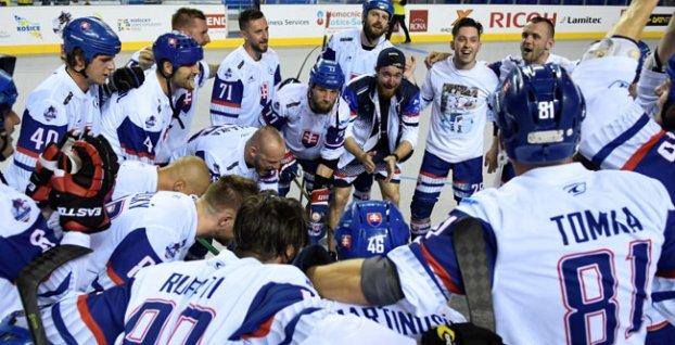 c8d46498c2aef VIDEO: Veľká hokejbalová dráma, Slovákom takmer ušlo semifinále ...