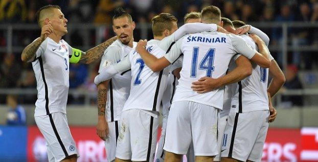ea6b1083a90e3 Slovensko kleslo v rebríčku FIFA. Prvé miesto zostalo nezmenené ...
