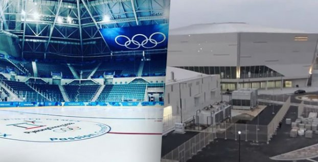 128ec5a4c0c56 FOTO+VIDEO: Pozrite si arény, v ktorých sa bude hrať hokejový turnaj ...