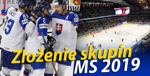 235bc656819b4 Slovensko na MS 2019 v Košiciach a proti týmto súperom!   Šport7.sk