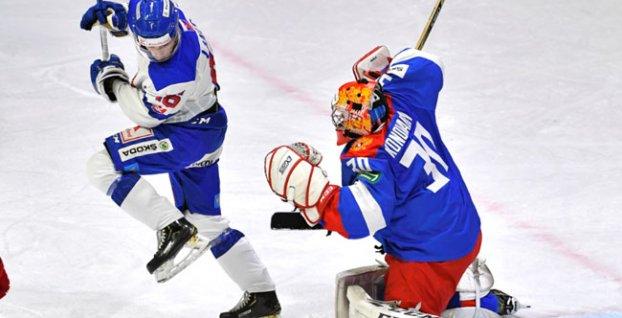8d138aebb870b Švajčiarsky pohár: Slovensko na úvod turnaja prehralo s Ruskom ...