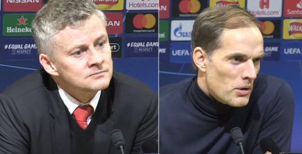 d4b4e1a851 Reakcie trénerov a hráčov po zápase Manchester United - Paríž St ...