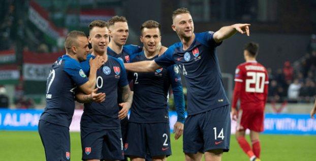 da61ea5cc84c3 Slovensko kleslo v rebríčku FIFA   Šport7.sk