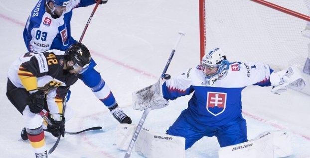 9770620a9dab6 Slováci v kľúčovom súboji s Nemeckom s ďalšou krutou prehrou | Šport7.sk