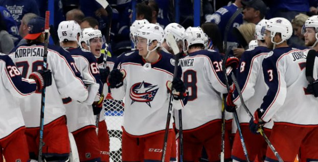 Hokejisti Columbus Blue Jackets
