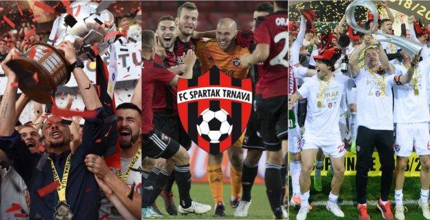612d56cfad329 Trnava prežila rok futbalových snov: Vedela, čo je veľké, zaujímavé ...