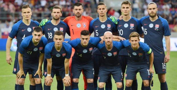 a3c7e8223 Slovenská zostava proti Azerbajdžanu: Hapal prekvapil! | Šport7.sk