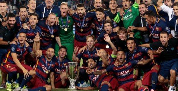 0843c47c86 Barcelona chce aj španielsky Superpohár. Prvý zápas sa hrá už zajtra ...