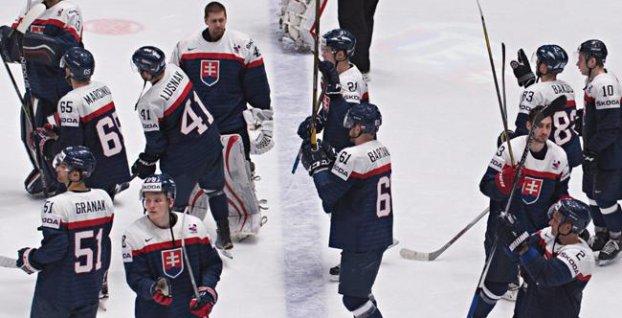 672509202cceb Pozrite si aktuálny rebríček IIHF. Slováci ,,zázračne''