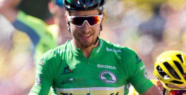 2d9fa36c43aa8 Fantázia! Peter Sagan vyhral druhú tohtoročnú etapu Tour de France ...