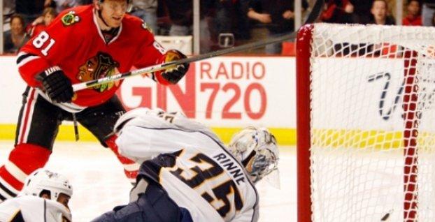 e7d6d75bcfe78 NHL: Hossa rozhodol o víťazstve, skóroval aj Kopecký so Svatošom - výsledky  + VIDEO
