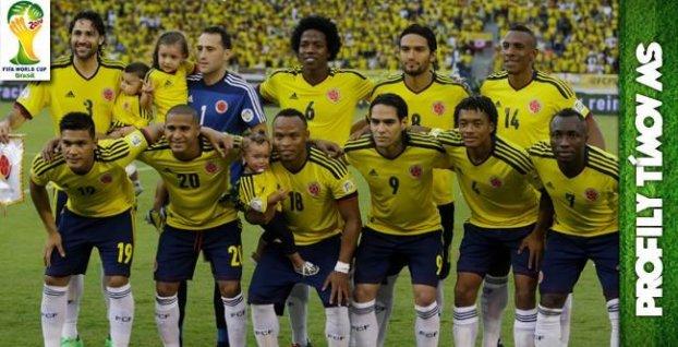 32993453f8b68 Profily účastníkov MS 2014: Kolumbia | Šport7.sk