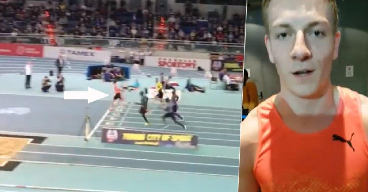 697cbed862861 VIDEO: Ján Volko vytvoril nový slovenský rekord v behu na 60 metrov! |  Šport7.sk
