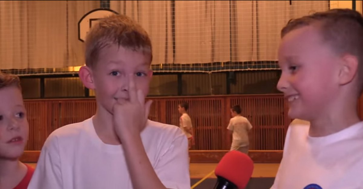 7aae0c9a17f99 VIDEO: Mladé talenty AS Trenčín perlia vo videoankete: Zarába viac Messi  alebo Lobotka? | Šport7.sk