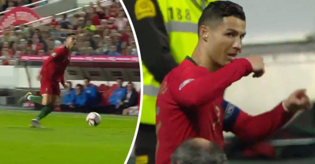 3bfa17bf2 VIDEO: Ronaldo nedohral duel so Srbskom. Zranil sa už v 30. minúte    Šport7.sk