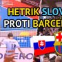 video: hetrik slovaka proti Barcelone